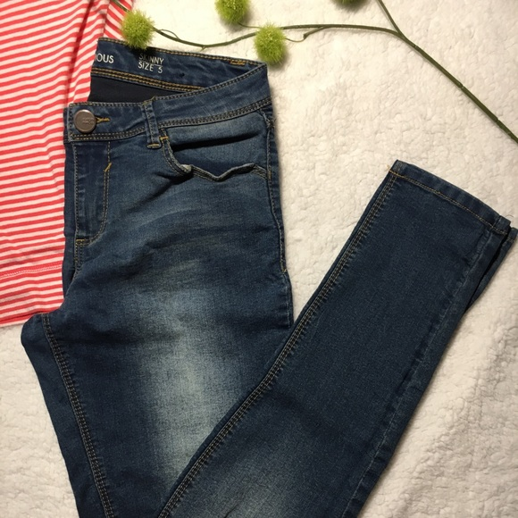 Almost Famous Denim - Almost Famous Jeans, Pants, sz 5